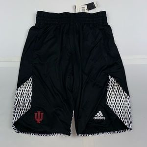 ADIDAS Iced out IU Indiana Hoosiers Medium shorts